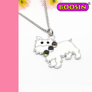 Poodle Necklace / Dog Necklace / Silver Necklace Wholesale pictures & photos