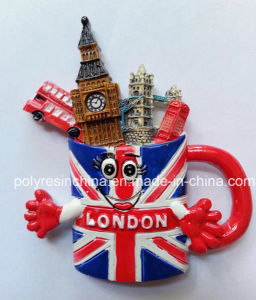 Souvenir Fridge Magnet of UK London Tourist Gifts pictures & photos