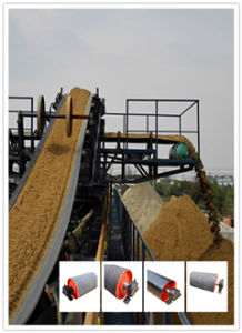 Wd II Series Oil Cooled Electric Roller, Motorized Pulley, Conveyor Roller Drum pictures & photos