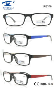 Colourful Plastic Woman Man Reading Glasses (RE379) pictures & photos