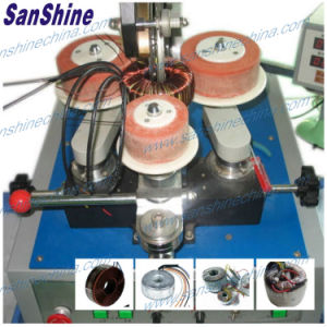 Gear Type Toroidal Power Transformer Coil Winding Machine (SS300-03) pictures & photos