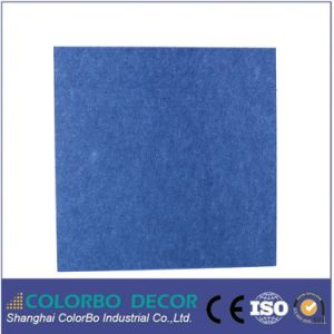 Easy Installation Polyester Fiber Acoustic Panel pictures & photos