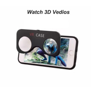 High Quality Vr 3D Virtual Reality Phone Case for iPhone