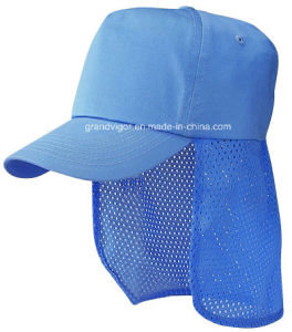 Five Panels Baseball Cotton Cap with Ear Flaps (506) pictures & photos