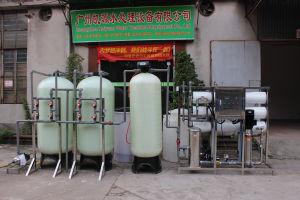 Water Purification Plant/ Water Purifier Machine/ Water Purifying Machine (KYRO-1000) pictures & photos