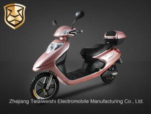 350W Drum Brake Brushless Motor Electric Motorcycle