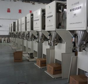 Granule Weighing Packing Machine (XYZC-Z1000A) pictures & photos