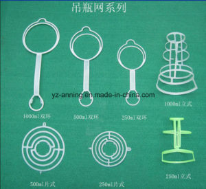 Plastic Hangers for 500ml Infusion Glass Bottles pictures & photos