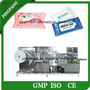 High-Speed Fully Automatic Wet Tissue Packing Machine (single piece) pictures & photos