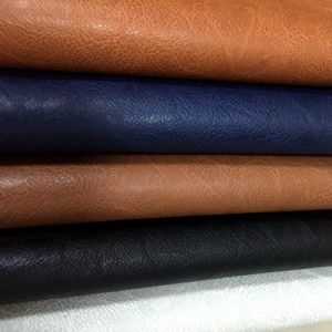 Synthetic Leather PU, PVC Leather for Bag, Sofa, Furniture pictures & photos