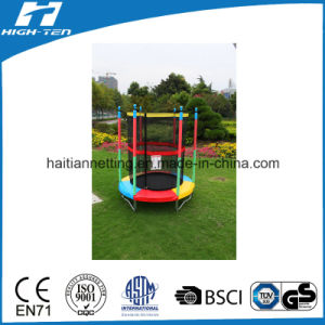 "55"" Mini Trampoline with Safety Net pictures & photos"