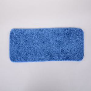 Customize, Blue, Clean Microfiber Mop Head, Strong Decontamination