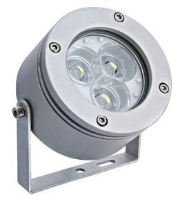3.8W Silver Spot Light Used on Wall and City Illumination pictures & photos