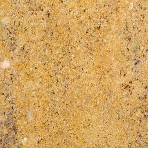 Polished Natural Yellow Granite with Excellent Quality pictures & photos