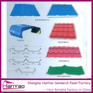 Color Steel Roof Tile Roofing Sheet Metal Roofing Sheet With Good Price