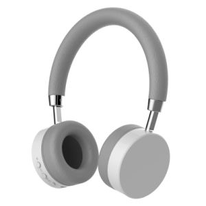 High Quality Metal Material Bluetooth Headphones with Stereo Sound