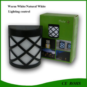 Outdoor Solar Power LED Outdoor Lights for Garden Wall pictures & photos