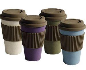 (BC-C1041) Fashionable Design Bamboo Fibre Nontoxic Coffee Cup pictures & photos