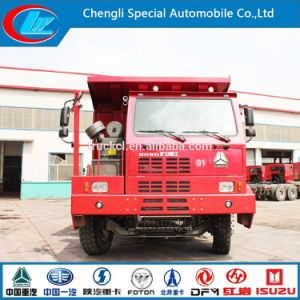 Sino Mine Dump Truck 370HP Dump Truck Uded in Mine pictures & photos