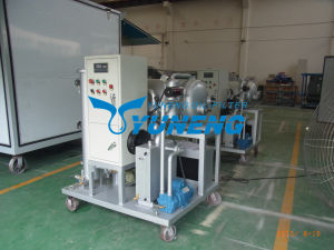 Newest Technology Waste Lubricating Oil Purification Machine pictures & photos