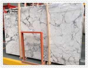 Staturio White Marble Slab for Wall Tiles pictures & photos