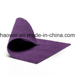 Purple EVA Thick Cloth for EVA Rubber Sheet