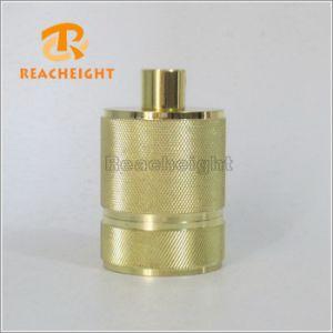 E27 Fancy Brass /Aluminum Lamp Holder pictures & photos