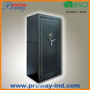 18 Rifle Fire Resistant Gun Safe with 3 Spoke Handle pictures & photos