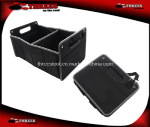 600d Polyster Car Trunk Organizer (1502006) pictures & photos