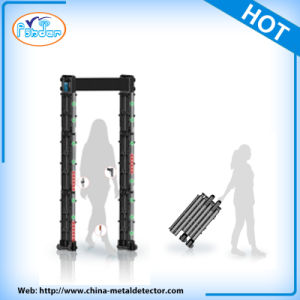 2016 New Portable Walk-Through Metal Detector pictures & photos