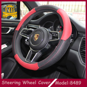 The Newest Most Popular Genuine Leather Car Steering Wheel Cover