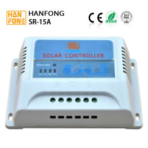 15A Solar Charge Controller 12/24V for Solar Street Light (SRAB15) pictures & photos