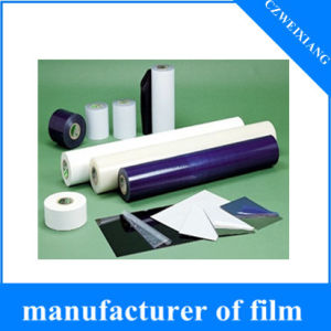 PE Black and White Protection Film pictures & photos
