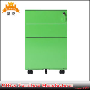 Steel Office Furniture Movable Pedestal Metal Mobile Filling Cabinets pictures & photos