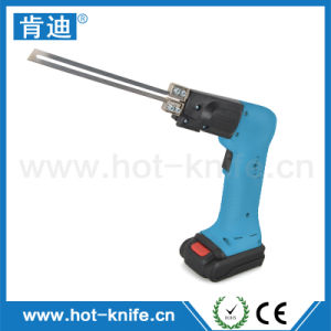 Industrial Cordless Hot Knife Styrofoam Cutter pictures & photos