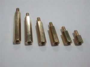 Small Copper Parts with Machining for Mobile Screw pictures & photos