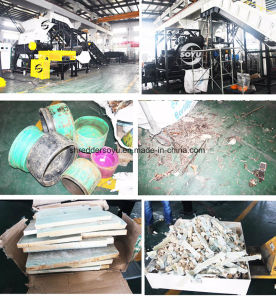 Used Plastic Shredder/Plastic Crusher/Crusher Machine pictures & photos