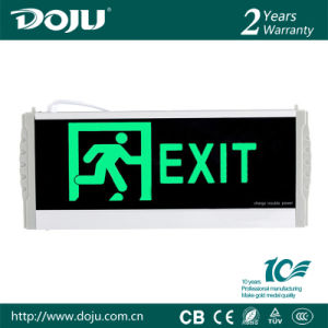 DJ-01F LED Emergency Light exit light with CB
