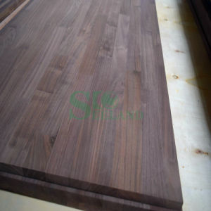 Finger Side Board From American Black Walnut pictures & photos