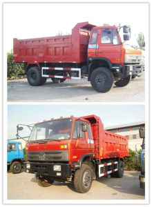 Dongfeng 190HP 4X2 Dump Lorry (CLW4219) pictures & photos