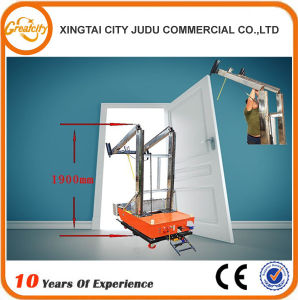 2016 Plastering Machine with CE Certification