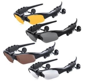 Sport Wireless Bluetooth Sunglasses for iPhone Samsung LG HTC Motorola pictures & photos