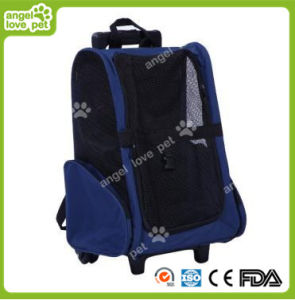 Multifunctional Trolley Case&Knapsack Pet Carrier (HN-pH570) pictures & photos