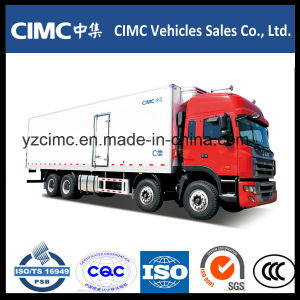 JAC 8X4 19 Ton -18 Centigrade Refrigerated Freezer Truck pictures & photos