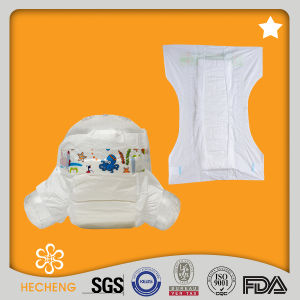 White Baby Diaper Economic Diaper Manufacturer in China pictures & photos