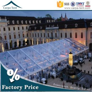 High Quality Clear PVC 25X40m Large Exhibition Tent Outdoor Event Tent pictures & photos