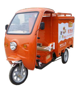 Factory Sales Electric Tricycle for Post pictures & photos