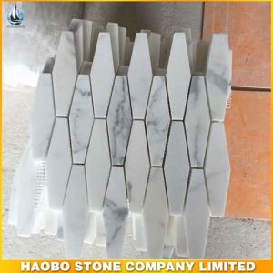Decoration Material Wall Tile Marble Mosaic for Sale pictures & photos