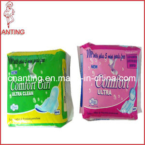 Comfortable Lady Sanitary Napkins, Disposable Sanitary Chips, Ladies Products. pictures & photos
