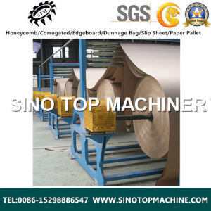 Better Quality Honeycomb Paper Cardboard Making Equipment with SGS pictures & photos
